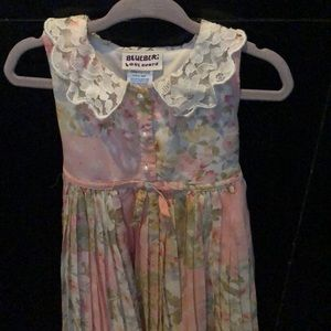 Adorable ruffle dress Size 24M